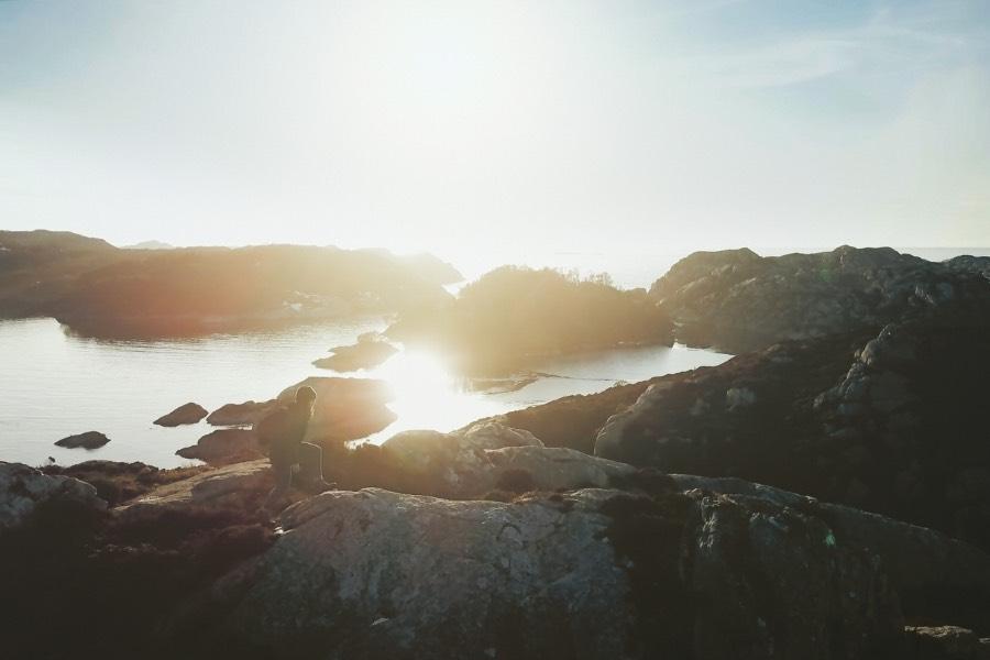Norwegischer Fjord